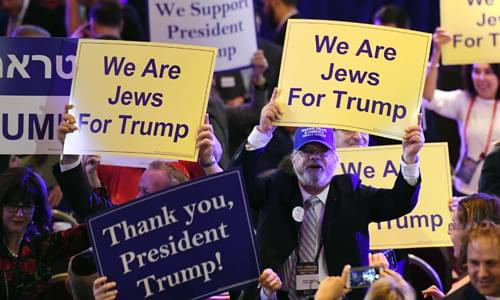 Trump Expected To Issue Executive Order Against Antisemitism On Campus