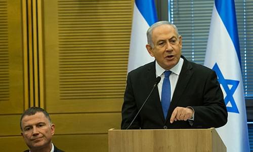 Benjamin Netanyahu Comes Out Swinging