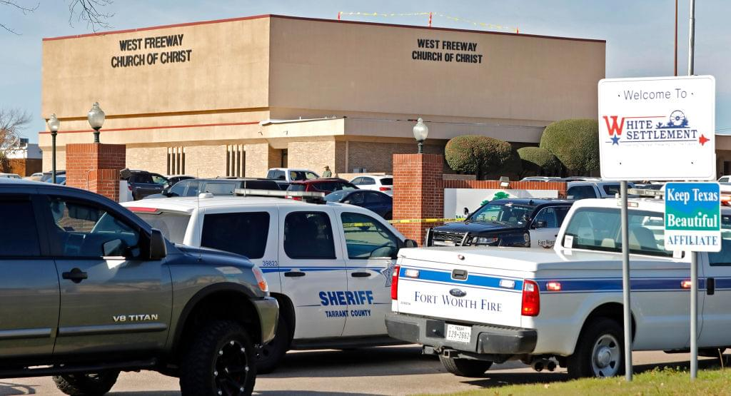 Texas man who stopped church shooting says he 'had to take out' gunman because 'evil exists'