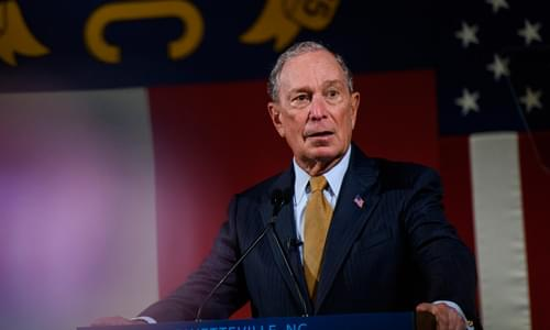 Bloomberg's Business In China Has Grown