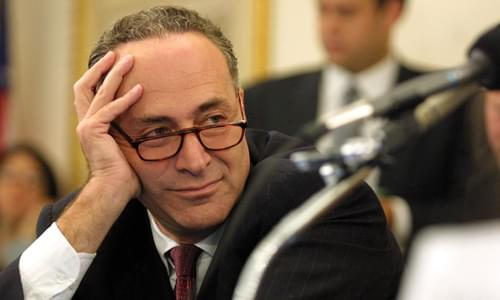 Schumer Demands Witnesses At Senate Trial. Here's What He Said During Clinton's Impeachment