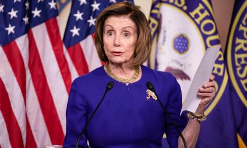 Nancy Pelosi: 'Civilization as We Know It Is at Stake' in 2020 Election
