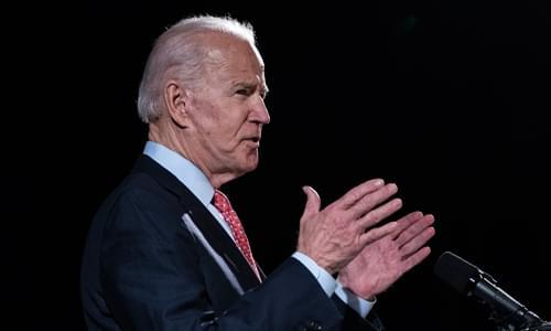 Joe Biden Is No Moderate