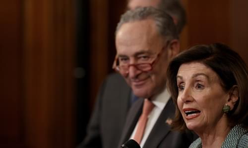 Democrats Pushed Impeachment While Coronavirus Spread