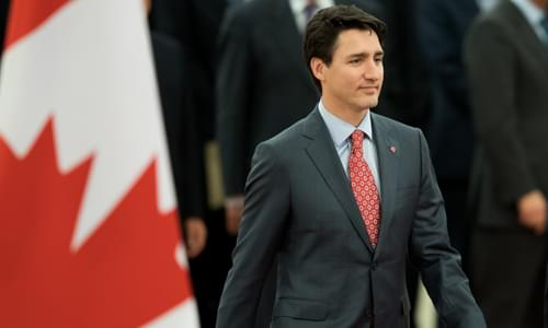 Trudeau To Close Canadian Borders To Non-Citizens