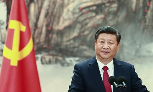 China Must Not Be Allowed To 'Rewrite History' On COVID-19