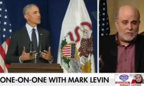 Mark Levin: Obama and Biden must be asked about what they knew about Flynn case