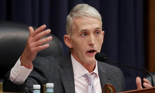 Gowdy Identifies Reporters Who Allegedly Peddled Misleading Adam Schiff Leaks