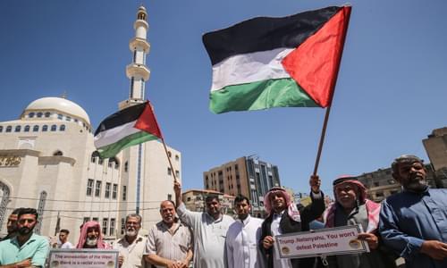 Breitbart: Palestinians Prefer Israeli Sovereignty