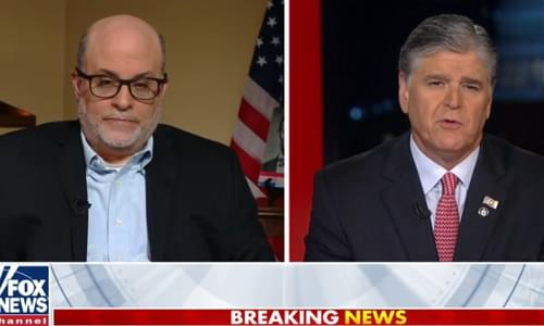 Mark Levin Fires Back At Black Lives Matter Leader: 'What Exactly Are You Gonna Burn Down, Tough Guy?'