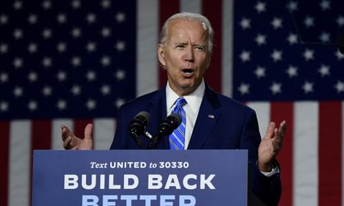 Joe Biden Vows To Completely Outlaw New Production Of Gas-Powered Cars If Elected