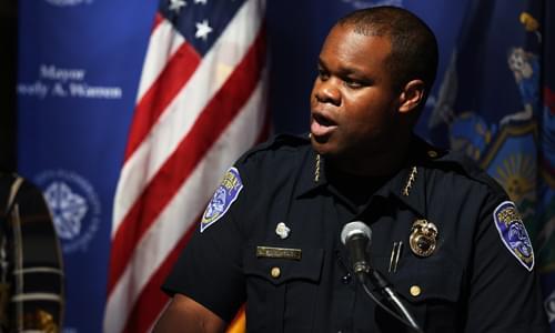 Chief La'Ron Singletary, Entire RPD Command Staff Retire Amid Protests