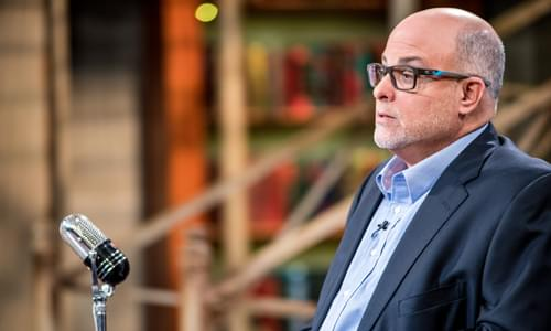 Mark Levin Remains Most-Watched Host