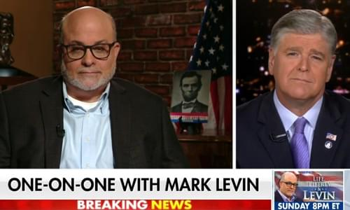 Levin Rips 'Biden Mob Family,' Says Purported Emails To Hunter From Burisma Brass 'Sound Like A Valentine'