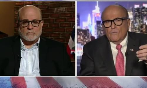 Giuliani: Computer Shop Owner Who Found Alleged Hunter Biden Emails Told FBI He Was 'Really Afraid'