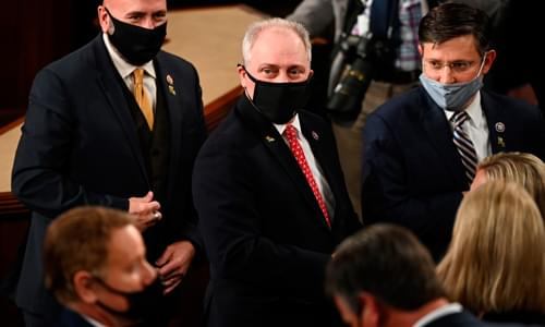 Rep. Scalise Reacts to 'Soviet Style' House Rules