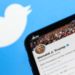 Twitter Locks Trump's Account After Purging Some Of His Tweets