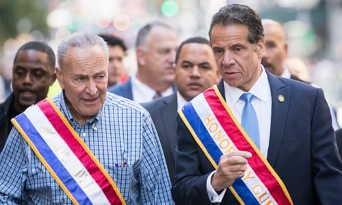 New York To Receive $50 Billion Bailout In Biden's COVID-19 Relief Package