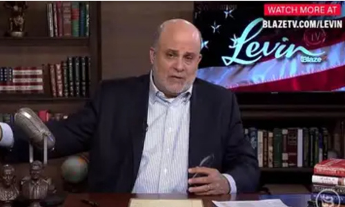 'This is how you DESTROY an economy': Mark Levin torches Democrats' massive infrastructure bill