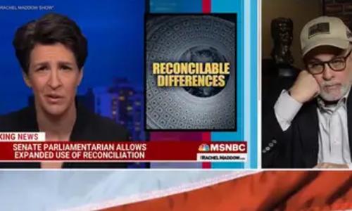 Levin Rips Rachel Maddow And MSM Lackeys Who 'Regurgitate' Leftist Propaganda: 'Watching Her Causes Me To Regurgitate'