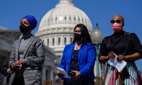 'The Squad' Pushes To 'Defund The Police' While Spending Thousands On Private Security To Protect Themselves