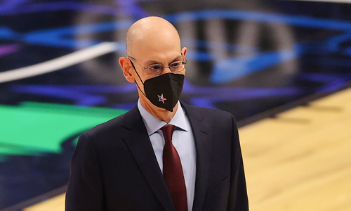NBA Commissioner On Chummy Ties To China: 'We Have To Build Relationships'