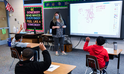 Mandatory Body Cameras For Teachers, Not Just Cops!
