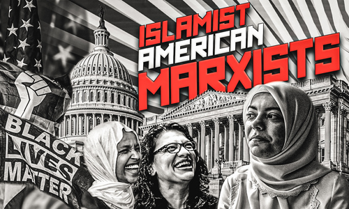 Islamist American Marxists