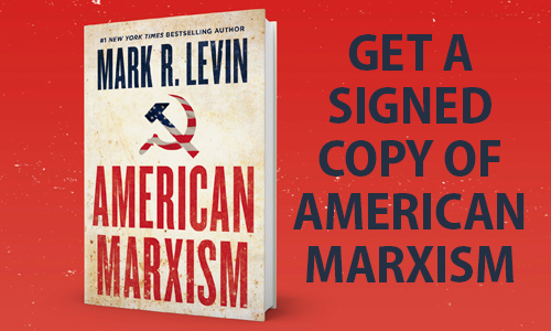 Get A Signed Copy of American Marxism
