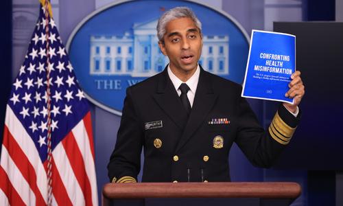 Biden Admin: We're 'Flagging Problematic Posts' For Social Media Platforms