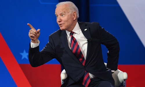 Biden: 'I'm Continuing To Push To Eliminate The Sale Of' Things Like '9mm Pistol,' 'Rifle'