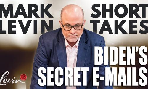 Biden's Secret E-mails
