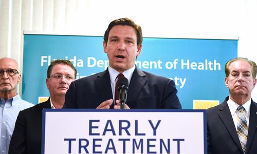 Gov DeSantis Drops The Hammer On Florida Govt Agencies Re Vaccine Mandates