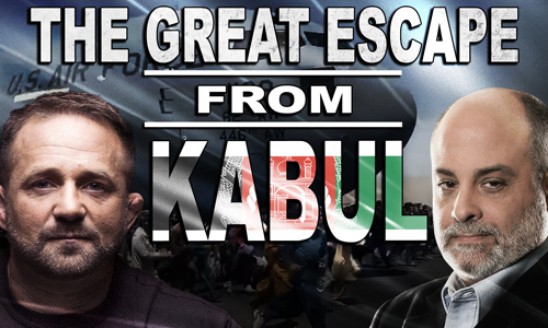 The Great Escape from Kabul