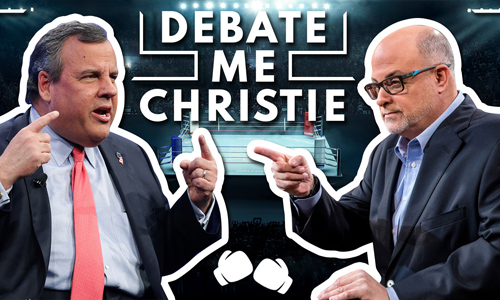 Debate Me Christie