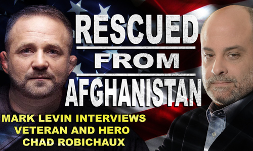 Rescued From Afghanistan