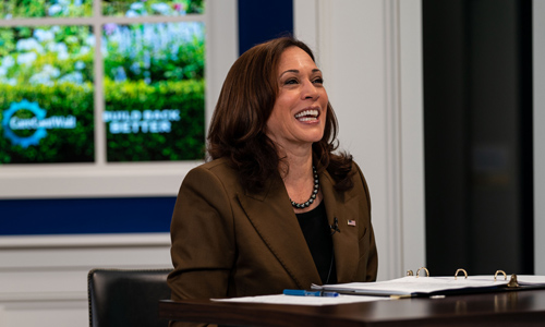 Virginia Churches Air Kamala Harris Endorsement Of Terry McAuliffe In Apparent Violation Of Federal Law