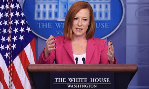 White House Jen Psaki Defends Biden's Border Lie With This Absurd Statement