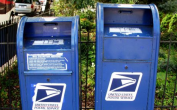 Postal Service temporarily removes collection boxes