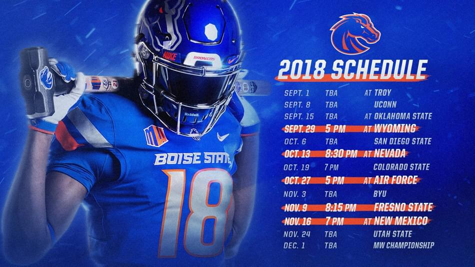 what channel is the boise state game on