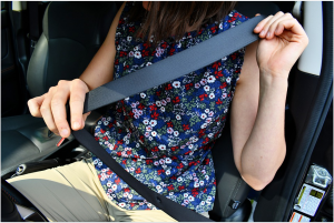 Taking three seconds to buckle up could save your life