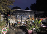 Fire destroys home in Boise