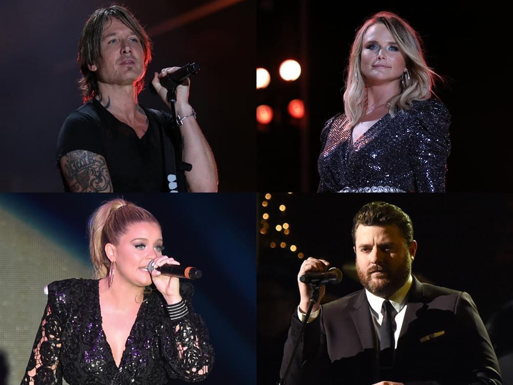 ACM Honors Ceremony Announces Final Performer & Presenter Lineup