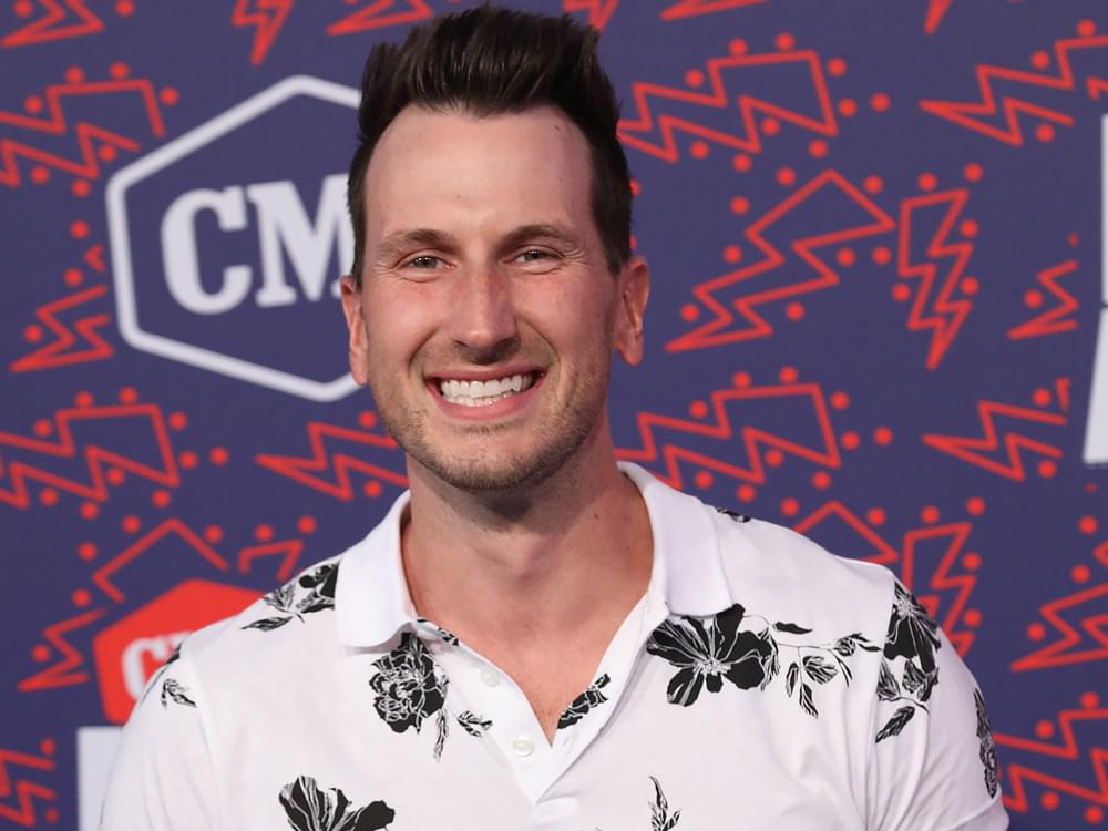 "Russell Dickerson Scores 3rd No. 1 Single With ""Every Little Thing"""