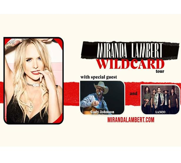 Miranda Lambert to Honor First Responders at Ford Idaho Center Concert
