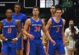Boise State plays at Air Force tonight on 670 KBOI
