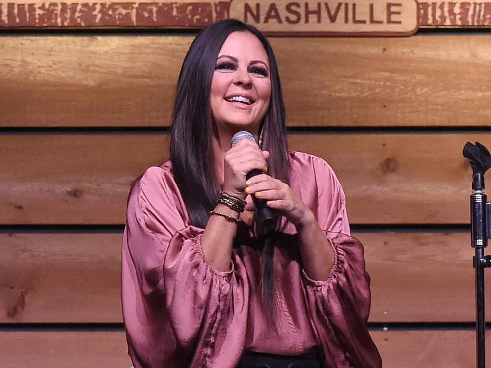 May 4: Live-Stream Calendar With Sara Evans, Matt Stell, Niko Moon, Ross Ellis & More