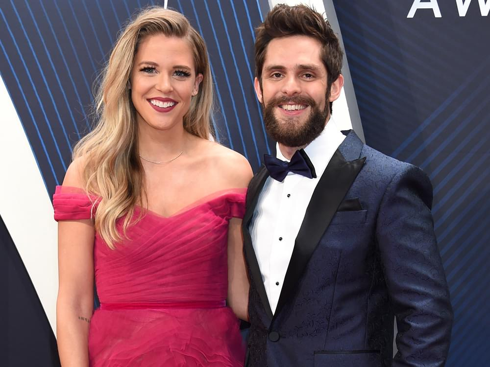 "Thomas Rhett Reveals Adoption Process Was ""One of the Toughest Times in Our Marriage"" & ""We Grew So Much Stronger as a Couple"""