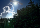 Idaho has the highest number of UFO sightings per capita