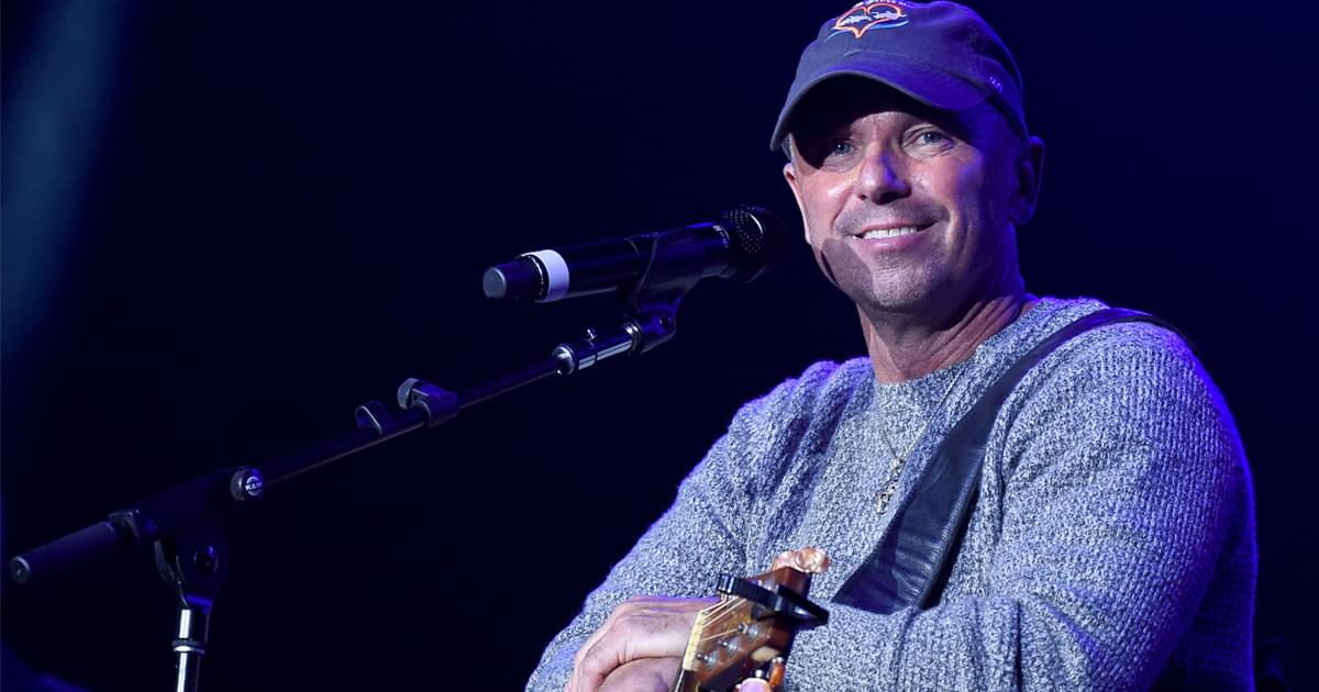 """Kenny Chesney to Release First Vinyl Album, """"Here and Now,"""" on Aug. 21"""